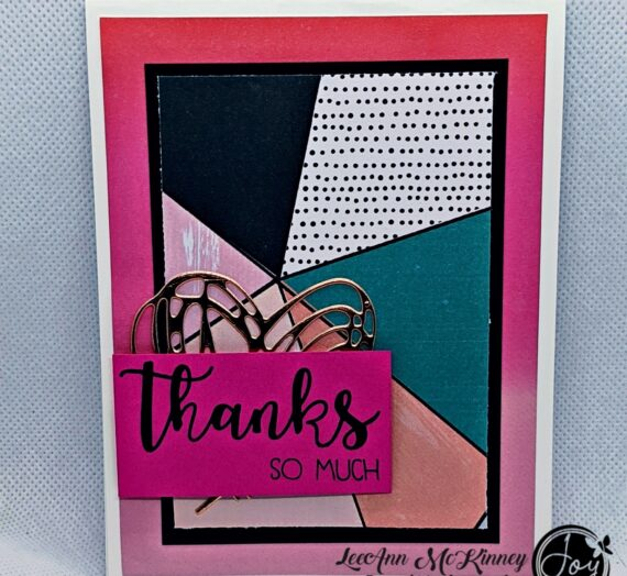 2 Stamp Sets 12 Sentiments with Joy Clair Designs