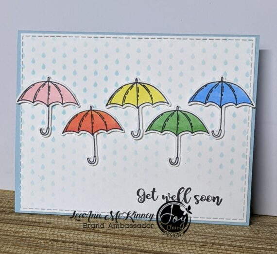 Get Well Soon with Joy Clair Designs