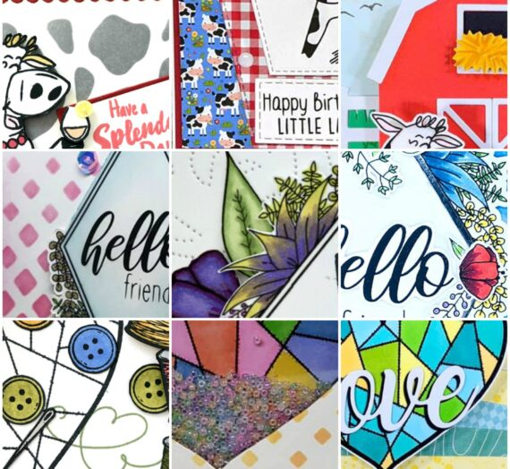 April 2020 Release – Inspiration Blog Hop Day 2