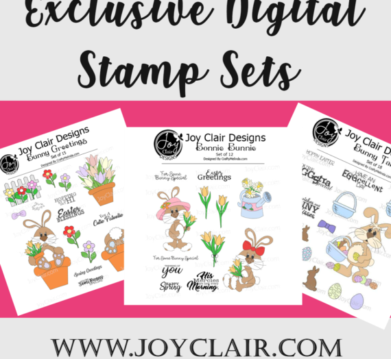 Easter Digital Files – New Release