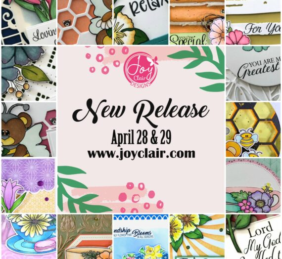 May 2020 Release Inspirational Blog Hop Day 2