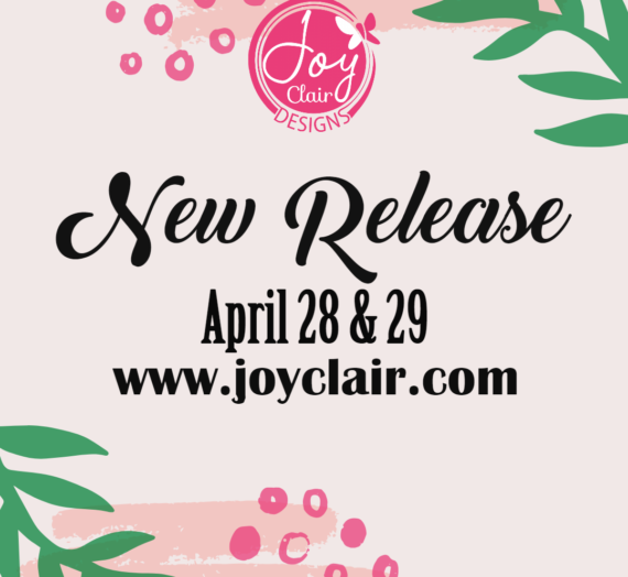 May 2020 Release & Inspirational Blog Hop Day 1