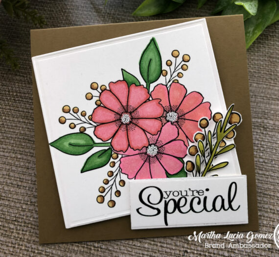 Simple Friendship Cards with Joy Clair Designs