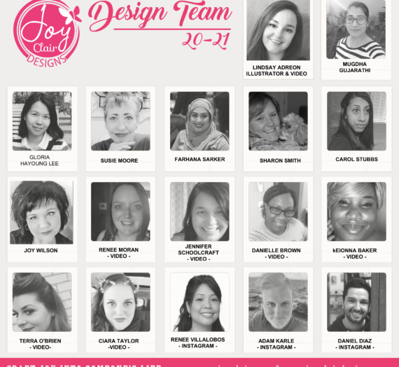 Introduce our Brand Ambassadors & Designers