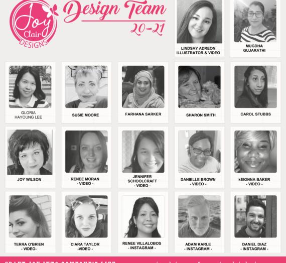 Introduce our Brand Ambassadors & Designers