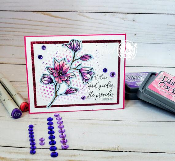 Fun Copic Coloring | God Guides Digi Stamp Set