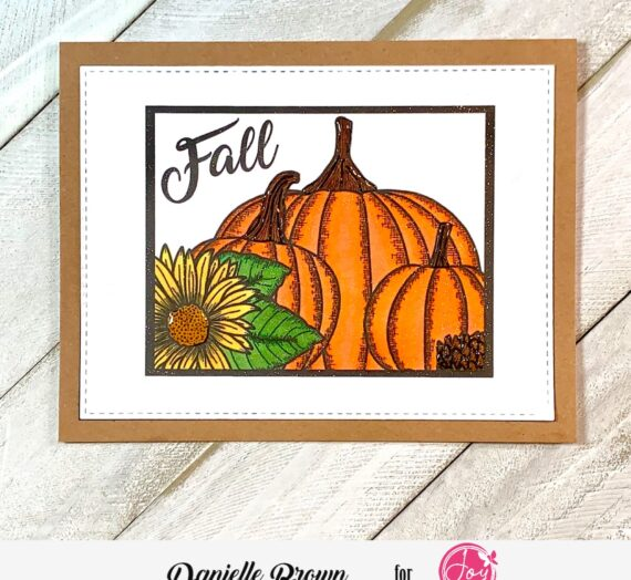 One Last Fall Inspired Card