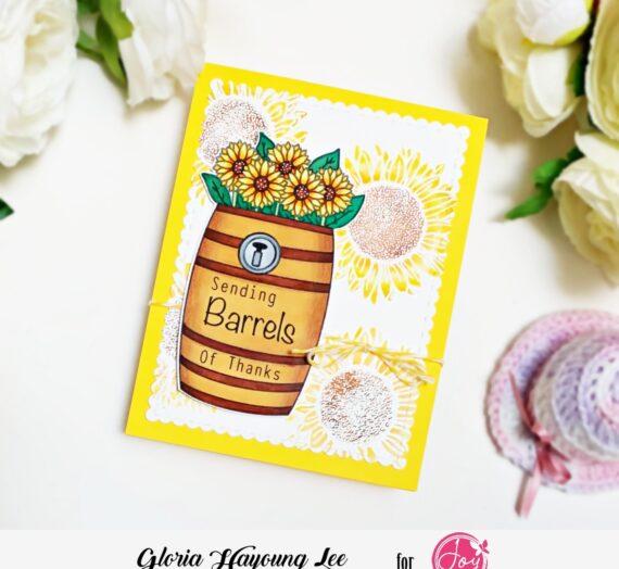 Barrels card