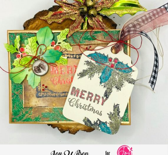 Creating a Rustic Christmas
