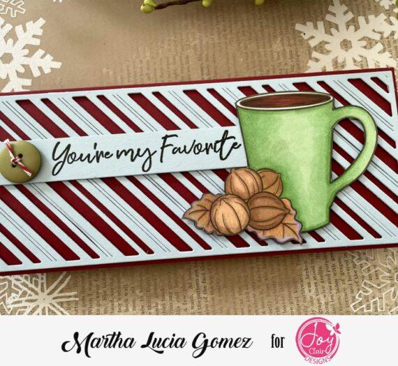 Favorite Coffee Flavors Card