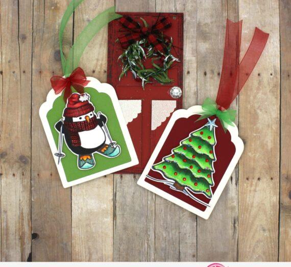 Santa's Favorite Gift Tags
