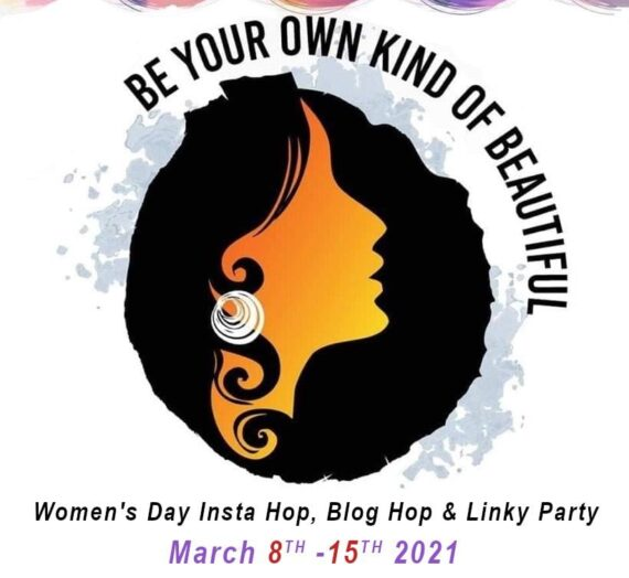 International Women's Day Blog Hop