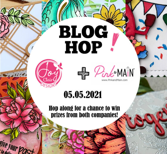 Time to Celebrate: Joy Clair Designs & Pink & Main Collaboration