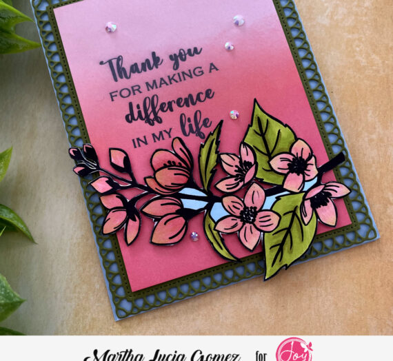 Forever Moments Colorful Card