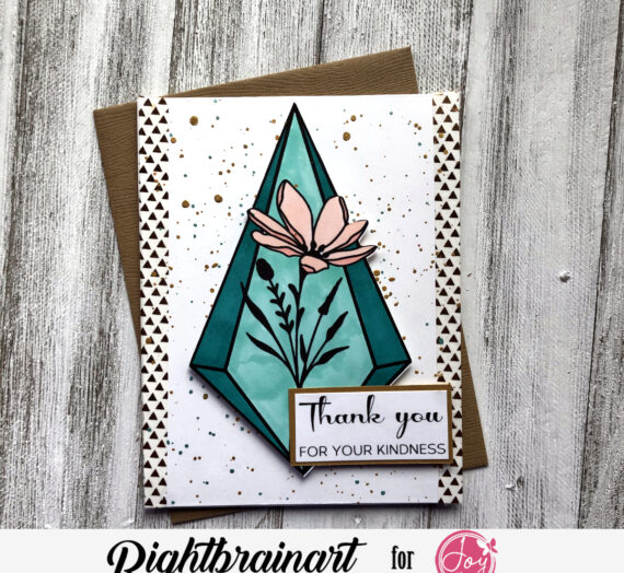 To You – Splattered Background