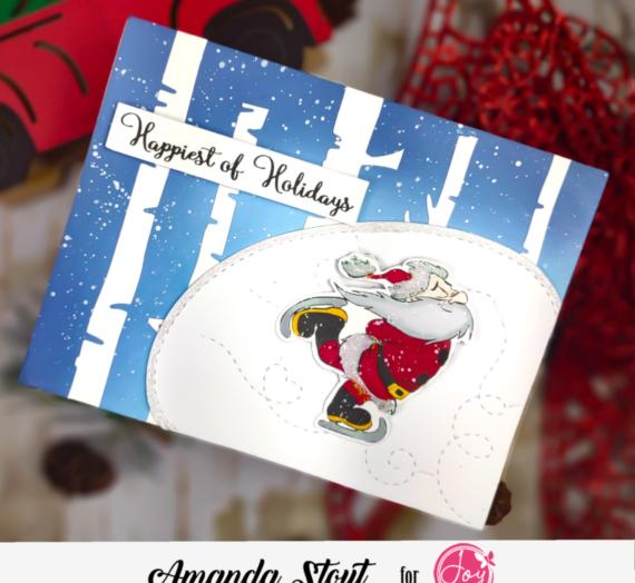 Santa Skitting